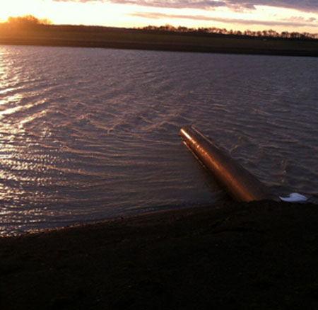 Tailwater Recovery Systems: water quantity savings